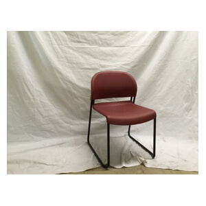 chair- red- ofs interior